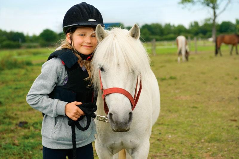 celebraciones infantiles con ponis